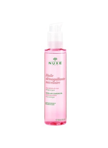 Nuxe Rose Huile Demaquillante Micellaire 150 ml Renksiz